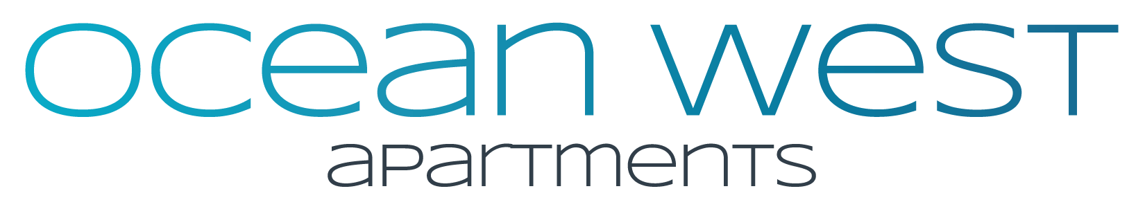 Ocean West Apartments Logo